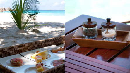 Desroches Island Resort, Seychellen