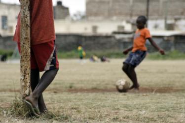 Haba na Haba, Mathare, MYSA, Internationales Fußballturnier, Mathare, Kenia