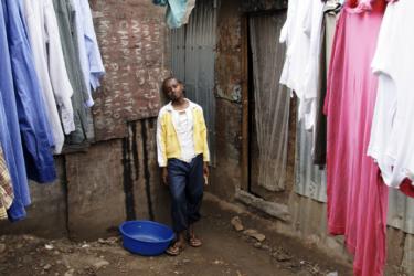 Haba na Haba, Mathare, Nairobi, Kenia